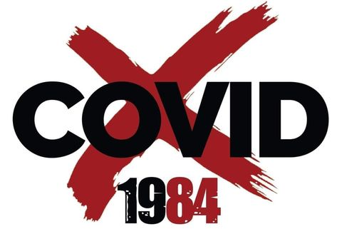 Covid 1984 STOP!